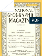 National Geographic 1925-03