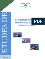 Le transport maritime des marchandises  Evolution et perspectives  V 2016.pdf