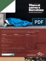 Viure Al Carrer a Barcelona Informe 2020