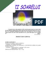 proiect observator