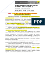 7ma  Semana Construccion Viv. Ssegura Const. O.C  I JAE 2020. (2)