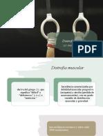 8. distrofia muscular