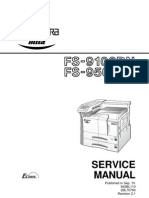 Kyocera Service Manual | Image Scanner | Electrical Connector