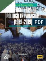 EL TERCER ESPCACIO - EDUARDO TAMAYO BELDA - ANO 2019 - PORTALGUARANI