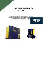 MANUAL PARA INSTALACAO ELETRICA compressor REV.8