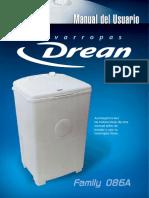 Drean Family 086 A Washing Machine.pdf