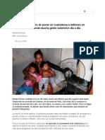 Coronavirus _ El reto de poner en cuarentena a millones en América Latina