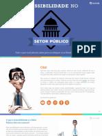 [Ebook] - Acessibilidade no Setor Público