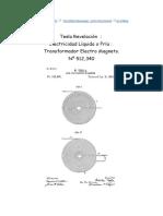 Tesla Transformador a Electricidad ACCA - Tutorial 0.1_