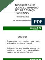 ALTURA E ESPAÇO CONFINADO