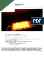 FUENTE DE PODER CONMUTADA_ TESLA _ PROYECTO VENUS ALOKIN