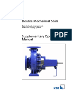 Supplementary Operating Manual KSB Ethanorm