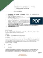 5_COLOCAR CONCRETO EN EL ELEMENTO A FUNDIR DE ACUERDO..