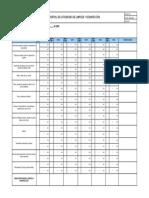 FORMATO  REGISTROS LIMPIEZA Y DESINFECCION 2