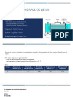 Diseño Termohidraulico de un Condensador