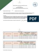 cuadro reporte de conectividad con las IPCE (FORMATO)