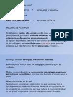Introdução psicologia educacional