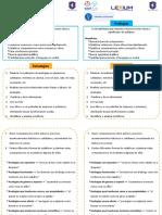 Estrategias 1.3 Habilidades Intelectuales. Analogías