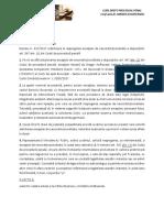 Seminar IF  procesual penal 2/ Aprilie 2020