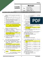 B 10 REGULAR 2013-I - CICLO CELULAR Y DIVISION CELULAR