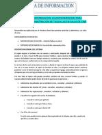 PROYECTO SEGUNDO PARCIAL Y FINAL - SISTEMAS SALAS DE CINE