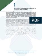 Primera Visita Comunidades en Compañía de la Fundación TECHO COLOMBIA (1)