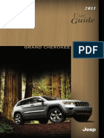 2011 Grand Cherokee User Guide 7th