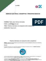 Práctica Individual Con Evaluación Entre Compañeros - Pablo Javier Gómez