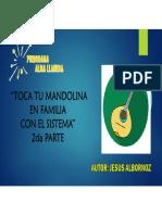 TOCA TU mandolina EN FAMILIA CON EL SISTEMA 2da