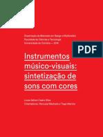 Instrumentos Musico-Visuais