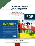 Supply Chain Management Background