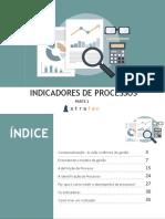 Indicadores de Processos - eBook