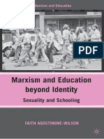 AGOSTINONE-Queer Theory and Marxism