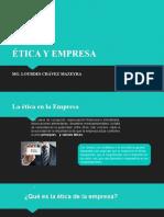 Clase N°7. Etica y Empresa