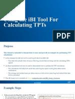 iBI TPT Calculation Example.pptx