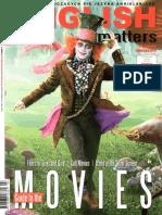 English Matters No. 6 - 2013 (Wydanie Specjalne) - Guide to the Movies - MAGAZINE