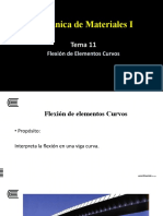 Tema 11 - Flexión de Elementos Curvos.pptx