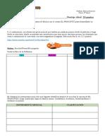 4° básico Guía n° 1 PRINCIPITO Marzo 2020