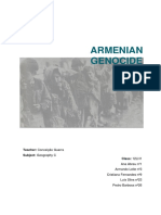 12LH1 Armenia Genocide Grp.3