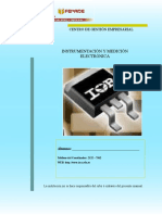 Manual de instrumentacion y medicion electronica