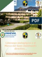 8. LIDERAZGO PEDAGÓGICO