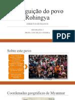 12LH1_Perseguição Povo Rohingya_Grp.4 PPT