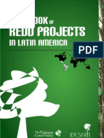 Casebook of REDD Projects in LAC IDESAM TNC