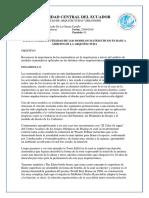 ENSAYO SOBRE LA UTILIDAD DE LOS MODELOS MATEMÁTICOS EN BASE A ÁMBITOS DE LA ARQUITECTURA