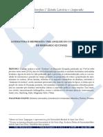 artigo literatura e repressao- analise do conto dodora - revista folio