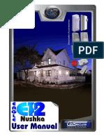 Cellsecure E12 Nuska Product User Manual