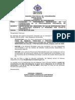 CIRCULAR 0054 DE 2020 ALCALDES Y PERSONEROS-DISPOSICION DE CADAVERES