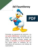 Donald Fauntleroy