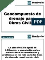 Presentacion MacDrain