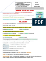 GUIA MES DE JULIO- LENGUA CASTELLANA -1